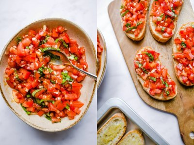 Italian Appetizer & Amaro