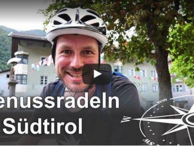 Südtirol Ausflugstipps: Radfahren und Bier Genuss (Video)