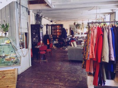 Coole Secondhand-Shops in Wien