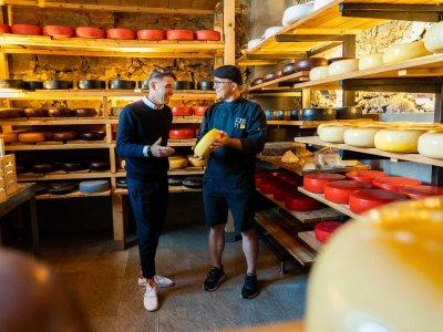 Ein Tag wie in Frankreich: Käsegenuss in der Steiermark