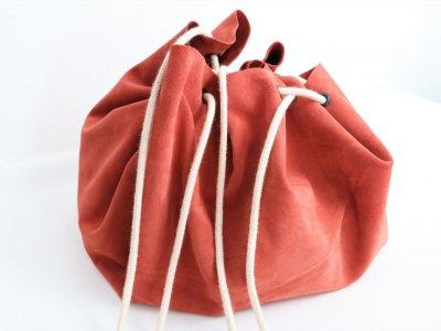 DIY Kreis Beuteltasche, die du auch als Rucksack tragen kannst