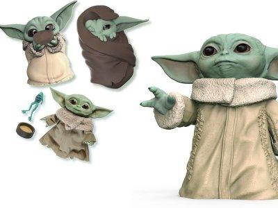 Baby Yoda ist da! – Neue Spielfiguren sind ab sofort vorbestellbar