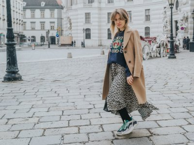 BLOG YOUR STYLE: LIEBLINGSSNEAKER