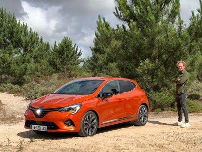 Tête-à-tête mit dem neuen Renault Clio