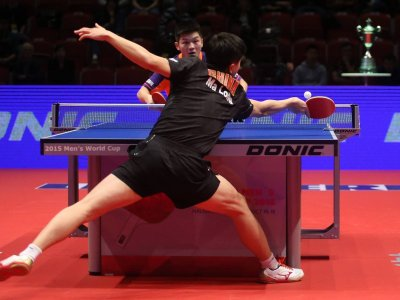 Ping Pong als Extremsport