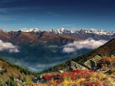 Schöne Gipfelwanderungen auf 3000er in Österreich