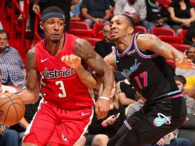 NBA: Medien: Heat schielen auf Wizards-Star