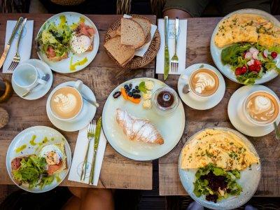 Die besten Orte zum Frühstücken in Salzburg